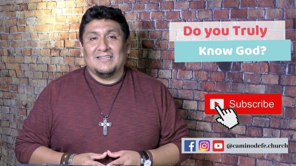 Do you Truly Know God?