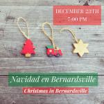 Christmas in Bernardsville