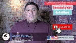 Medsage: Immanuel means God with us