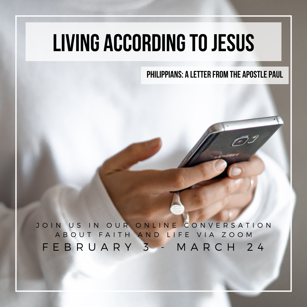 Living according to Jesus